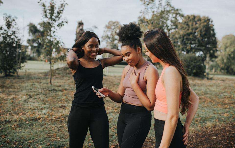 Complimenting people on their body can reinforce unhealthy behaviour (Image via Getty Images).