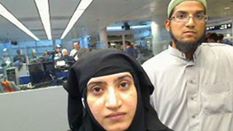 Syed Farook and Tashfeen Malik were killed in a shoot out with police after they murdered 14 people.