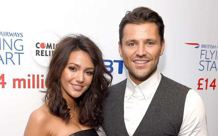 Michelle Keegan and Mark Wright/Getty Images