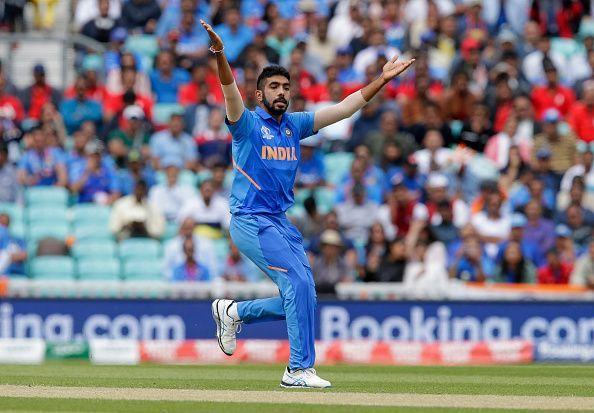 Getting better with time-Jasprit Bumrah.