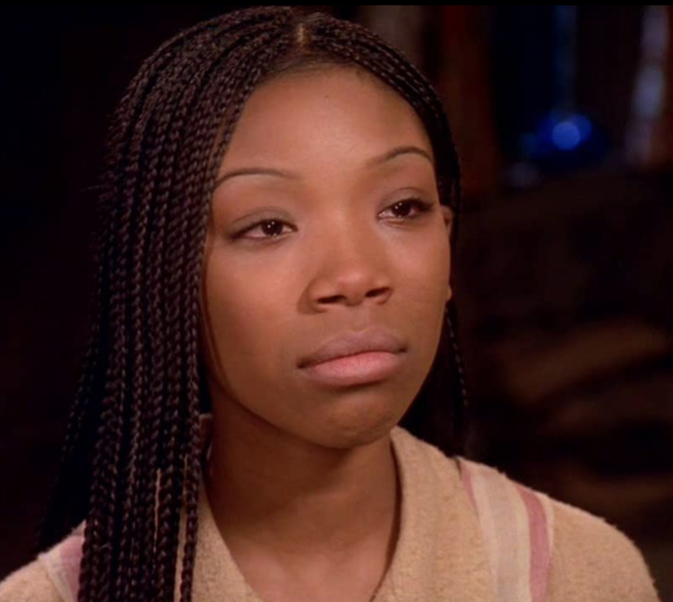 <p>There were a lot of things to love about Disney's adaptation of <em>Cinderella. </em>(Um....Whitney Houston as the Fairy Godmother, yes pls!) One thing not to be forgotten: Brandy's gorgeous micro braids. </p>