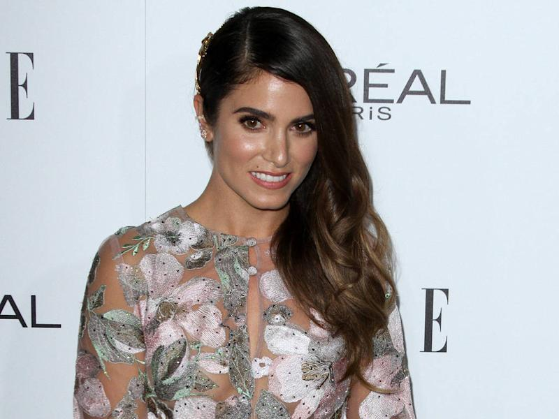 Nikki Reed relies on beauty oils to combat California's dry heat