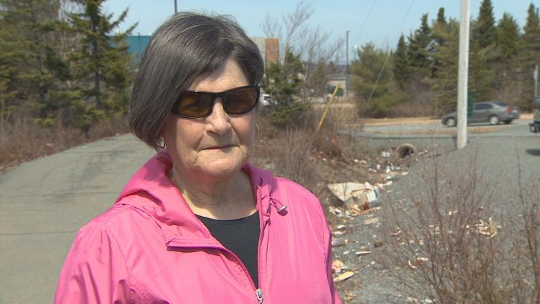 Litter on trail near Halifax West 'looks terrible,' says resident