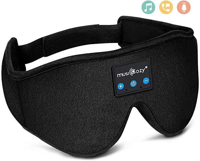 """<p>The <span>Musicozy Sleep Headphones</span> ($22, originally $29) are perfect for giving yourself or a loved one some """"me time.""""</p>"""