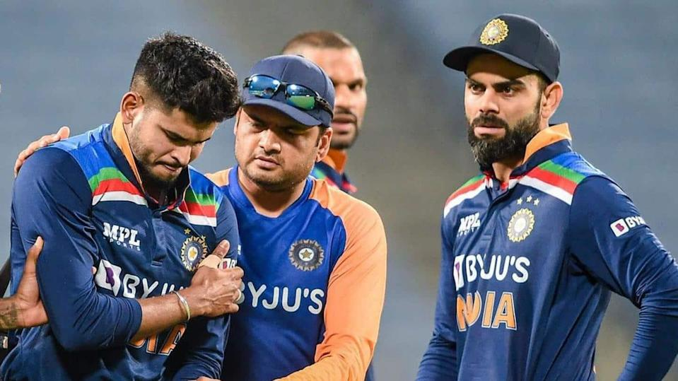 Injured Shreyas Iyer ruled out of Royal London Cup