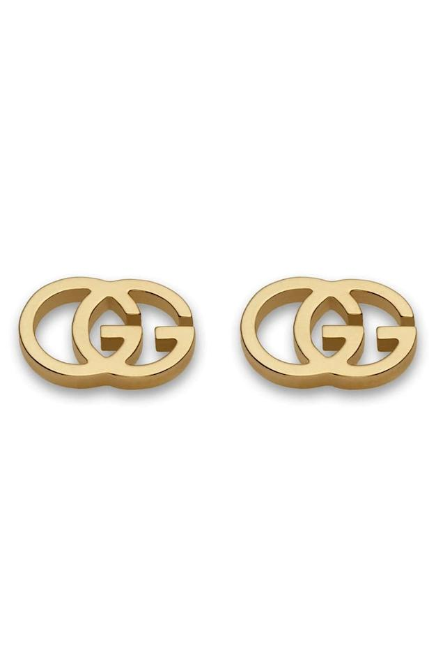 "<p>You'll wear these <a href=""https://www.popsugar.com/buy/Gucci-Double-G-Stud-Earrings-492969?p_name=Gucci%20Double-G%20Stud%20Earrings&retailer=shop.nordstrom.com&pid=492969&price=550&evar1=fab%3Aus&evar9=44087420&evar98=https%3A%2F%2Fwww.popsugar.com%2Ffashion%2Fphoto-gallery%2F44087420%2Fimage%2F46653250%2FGucci-Double-G-Stud-Earrings&list1=shopping%2Cfall%20fashion%2Caccessories%2Cgucci&prop13=mobile&pdata=1"" rel=""nofollow"" data-shoppable-link=""1"" target=""_blank"" class=""ga-track"" data-ga-category=""Related"" data-ga-label=""https://shop.nordstrom.com/s/gucci-double-g-stud-earrings/4661155?origin=category-personalizedsort&amp;breadcrumb=Home%2FBrands%2FGucci&amp;color=white%20gold"" data-ga-action=""In-Line Links"">Gucci Double-G Stud Earrings</a> ($550) for years to come.</p>"