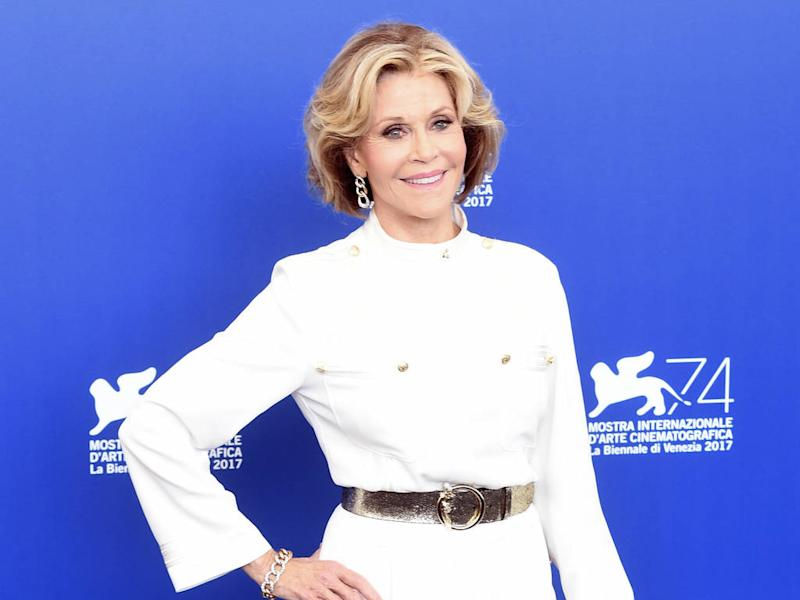 Jane Fonda has to 'be careful' to avoid regular protest arrests