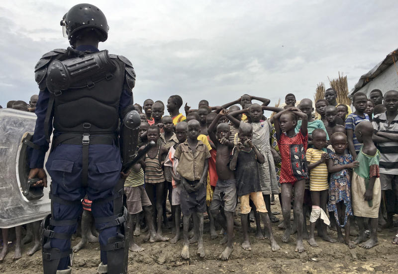 Africa's largest refugee crisis now a 'children's crisis'