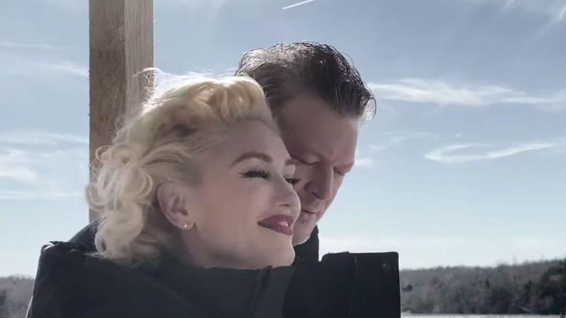 Blake Shelton and Gwen Stefani Are All Loved Up in 'Nobody But You' Music Video: Watch