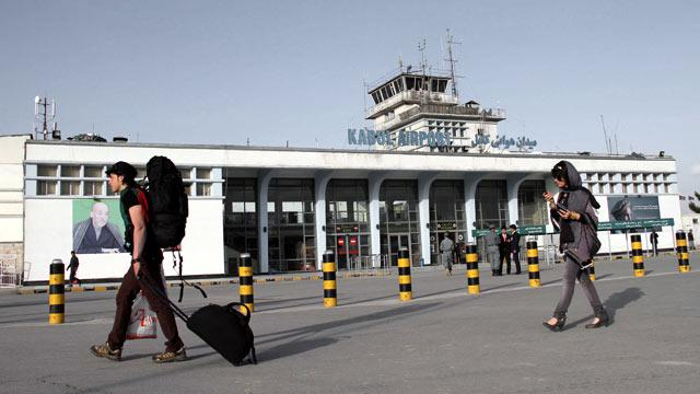 Report: VIPs Slip Through Afghan Airport With Piles of Cash