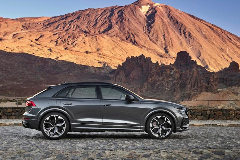 Upcoming All-New Audi RS Q8 SUV Bookings Open in India for Rs 15 Lakh