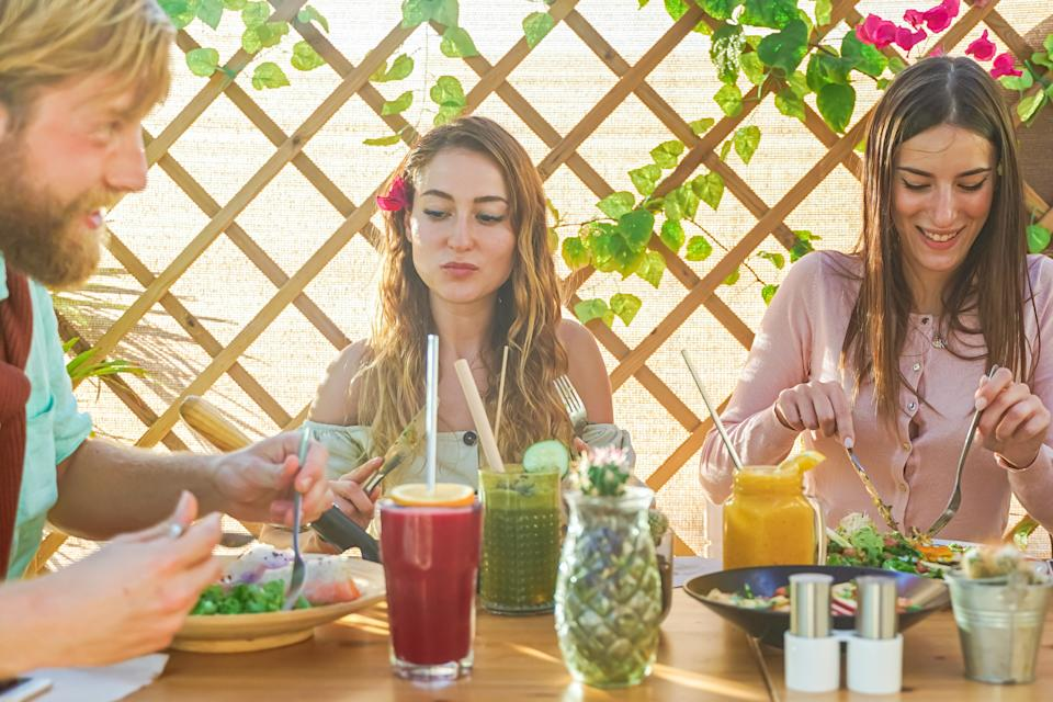 New research has suggested food envy is real. (Getty Images)