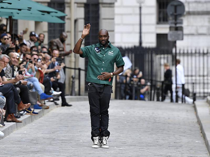 Mercedes-Benz inspired by Virgil Abloh's 'pop culture' credentials