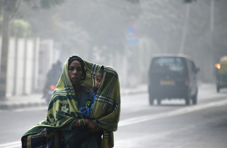 Delhi shut all primary schools on November 8 as pollution levels hit nearly 30 times the WHO's safe level