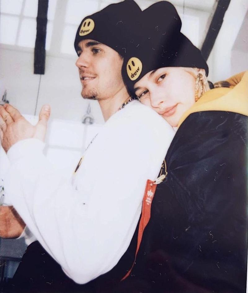 Justin Bieber and Hailey Baldwin | Hailey Bieber/Instagram