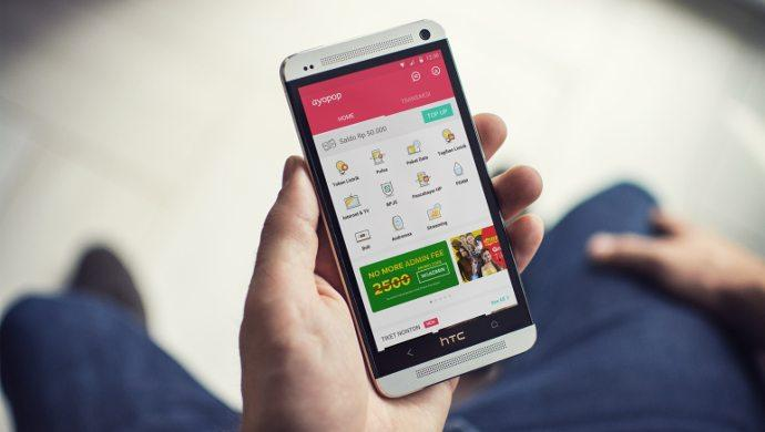 Ayopop raises U$1M from GREE Ventures to let Indonesians pay bills via an app