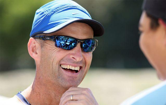 Proteas coach Gary Kirsten. Picture: THE TIMES