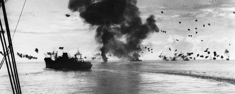 Naval battle of Guadalcanal