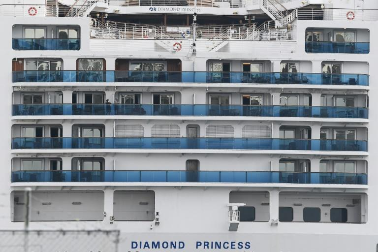 A US plane will carry Americans from the Diamond Princess cruise ship off Japan to Travis Air Force Base in CaliforniaMore