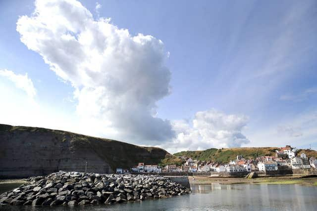 Staithes, North Yorkshire (Owen Humphreys/PA)