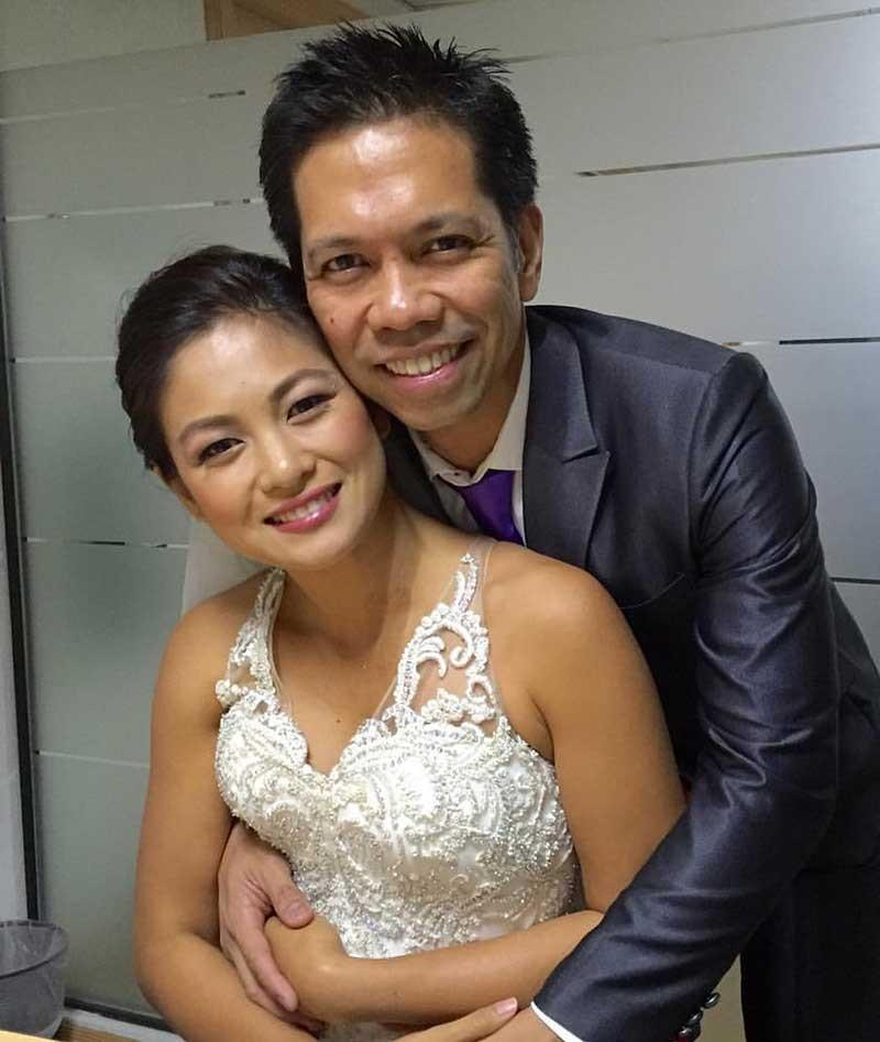 Beauty queen Miriam Quiambao expecting a baby boy