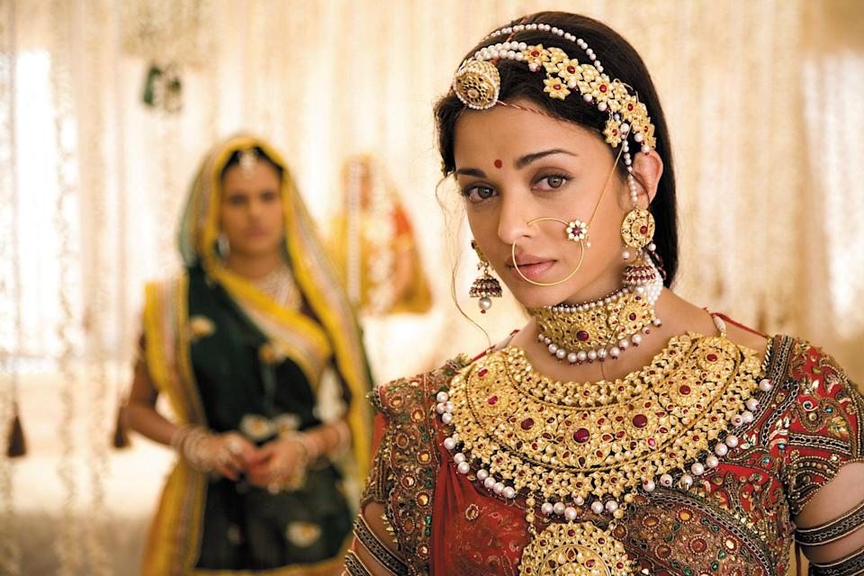"<p>This 2008 historical romance movie is set in 16th-century India and tells the dreamy love story of Jalal ud-din Muhammad Akbar, the Mughal Emperor of Hindustan, and Rajput princess Jodhaa. It's a three-and-a-half-hour film, so be sure you have enough popcorn to tide you over!</p> <p>Watch <a href=""http://www.netflix.com/search?q=Jodhaa%20Akbar&amp;jbv=70090035"" class=""link rapid-noclick-resp"" rel=""nofollow noopener"" target=""_blank"" data-ylk=""slk:Jodhaa Akbar""><strong>Jodhaa Akbar</strong></a> on Netflix now.</p>"