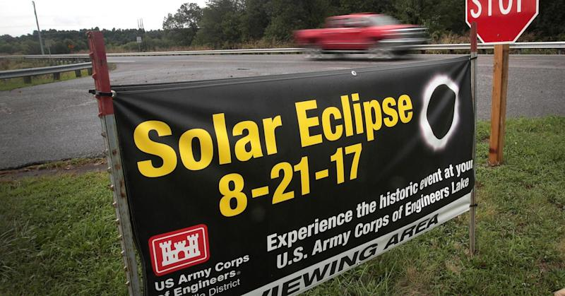 How to know where skies will be clear for the eclipse