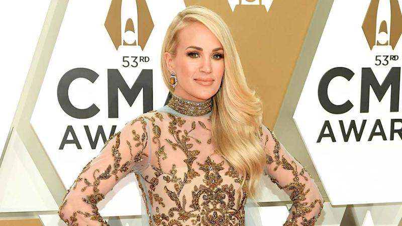Carrie Underwood Announces She's Stepping Down From CMA Hosting Duties After 12 Years