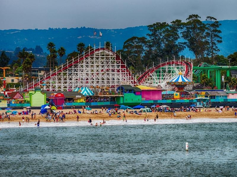 Summer is a busy tourism season along the Central Coast.
