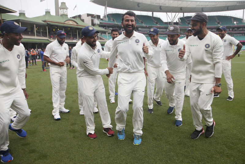 India script history, win first ever Test series in Australia