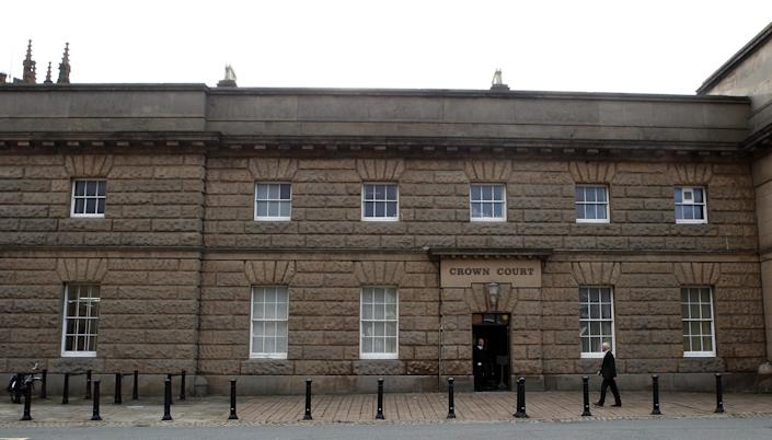 A general view of Chester Crown Court.