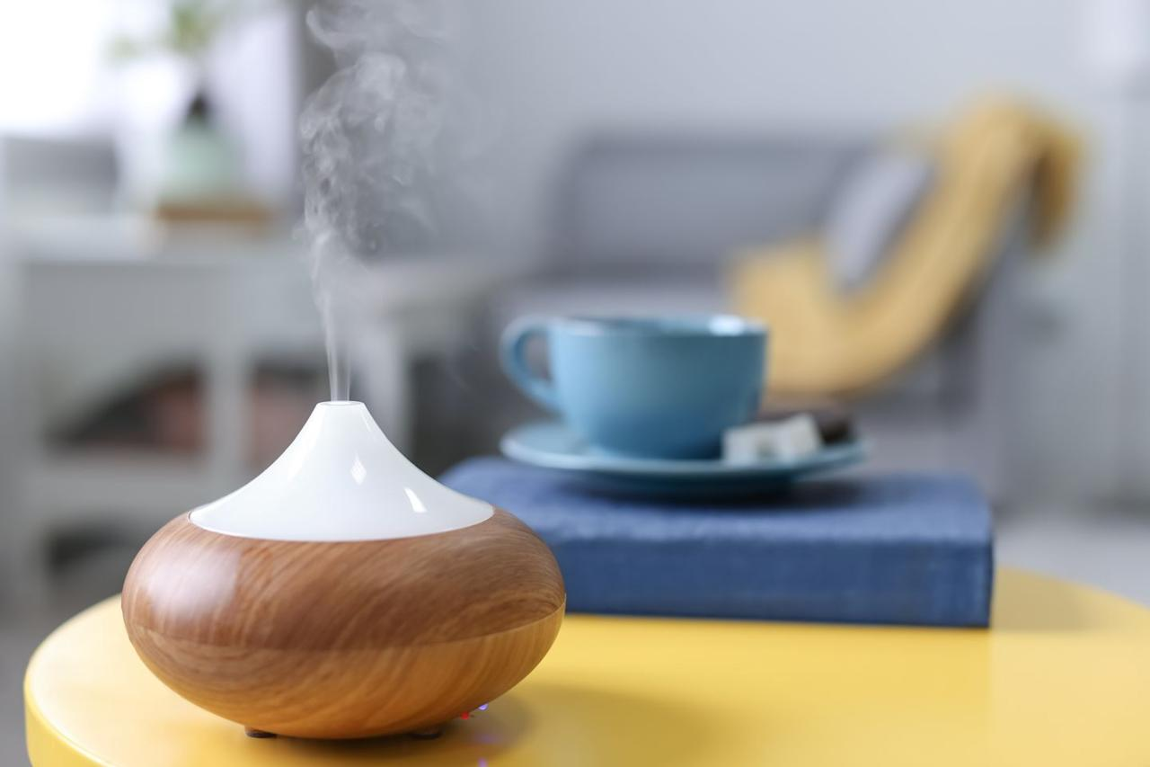 """<p>Think about it: The water that makes your humidifier run smoothly is also breeding ground for mold and microbes. To clean, pour two cups of undiluted white vinegar into the water tank and swish it around until wet. Place the vinegar-filled tank on the base and allow it to drain into the reservoir for 15 - 20 minutes. Empty it and use a small brush to scrub crevices, removing remaining build-up. </p><p><strong>RELATED:</strong><a href=""""https://www.goodhousekeeping.com/home/cleaning/a25692098/how-to-clean-humidifier/"""" target=""""_blank""""><strong> </strong>A Step-by-Step Guide on How to Clean a Humidifier </a></p>"""