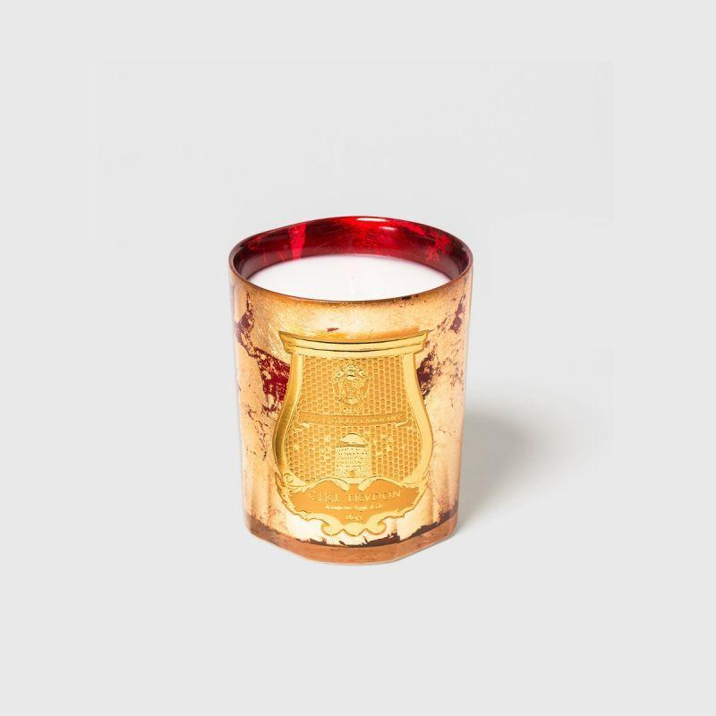"<p>Trudon's Enchanted Souk Gloria Candle smells like getting a hug from a giant, warm mug of apple cider. Cinnamon, clove, and nutmeg tango with Haitian vetiver, cedarwood, and Indonesian patchouli, all housed in a gold leaf-decorated glass. When the candle's all burned out, use the jar as a gorgeous vessel for your trinkets, makeup brushes, loose change — whatever you can fit in it. </p> <p><strong>$125 to $620</strong> (<a href=""https://shop-links.co/1724707032869071074"" rel=""nofollow noopener"" target=""_blank"" data-ylk=""slk:Shop Now"" class=""link rapid-noclick-resp"">Shop Now</a>)</p>"