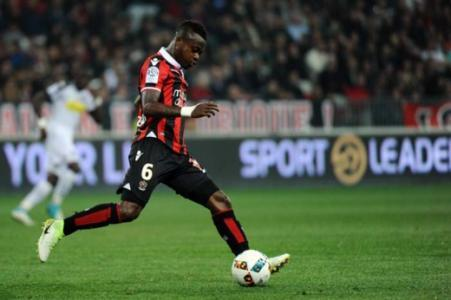 Michaël Seri, do Nice (FRA)