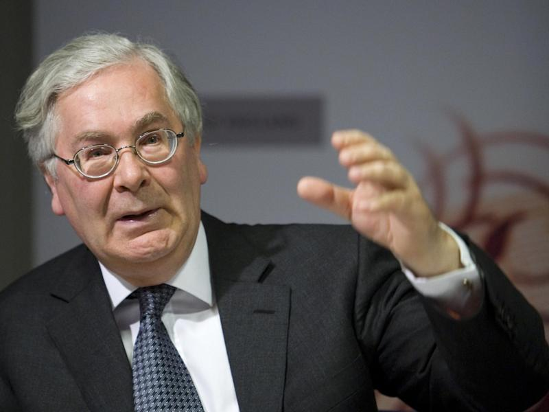 The Brexit debate is stopping politicians from addressing the UK's economic problems, former Bank of England chief Mervyn King has warned: Getty