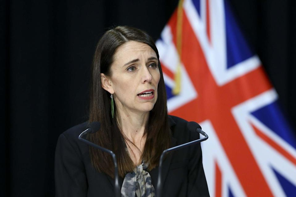 New Zealand's Prime Minister Jacinda Ardern put the country into Covid-19 Alert Level 4 – or a national lockdown – at midnight on March 26 (Getty Images)