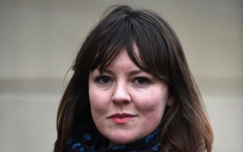 natalie mcgarry - Credit: Jeff J Mitchell/Getty