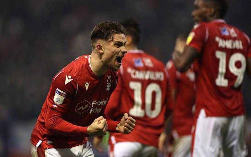 Nottingham Forest's Matty Cash is in demand this January - PA