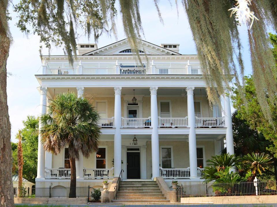 "<p>This historic inn is located on prime Beaufort real estate (the Beaufort river) and offers waterfront living at its finest. Whether you're looking for breakfast in bed or outdoors overlooking the bay, you can have it all at <a href=""https://anchorage1770.com/"" rel=""nofollow noopener"" target=""_blank"" data-ylk=""slk:Anchorage 1770"" class=""link rapid-noclick-resp"">Anchorage 1770</a>.</p><p>Whether you're a romantic, foodie, outdoorsman, or wellness enthusiast—or a combination—there is something special for you at this charming B&B. In-room massages, an array of outdoor activities, and chartered excursions are among the various experiences you'll cherish forever after a weekend in Beaufort.</p>"