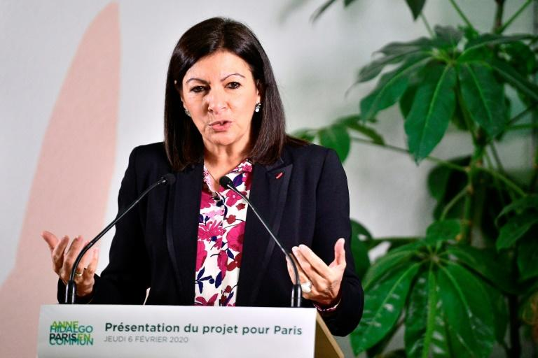 Anne Hidalgo has been at the helm of Paris since 2014