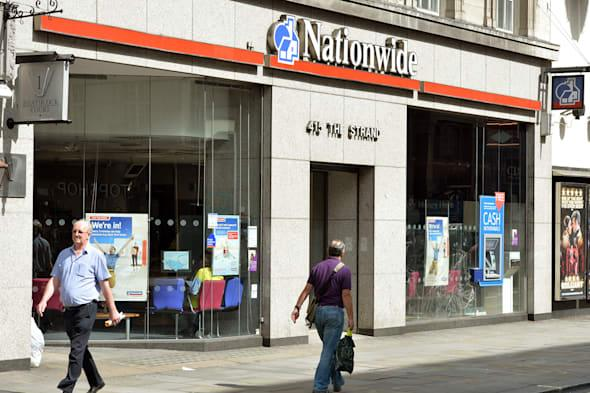 Nationwide Building Society has apologised to customers after a technical hitch left some people temporarily locked out of internet banking and mobile apps