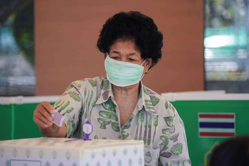 Provincial elections in Thailand