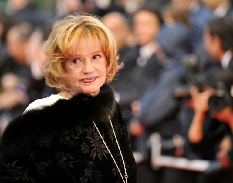 French star Jeanne Moreau's dresses to be sold