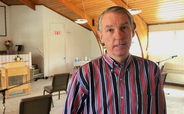 Pastor Keith Wells was surprised to learn there were 14 countries represented in his congregation.