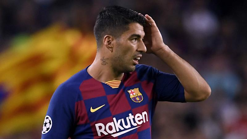 Suarez: It'd be nice if Bartomeu told me if he wants me out of Barcelona