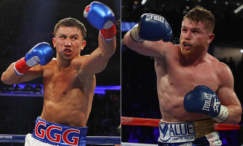 Golovkin v Álvarez: the real deal after the Mayweather v McGregor sideshow | Kevin Mitchell