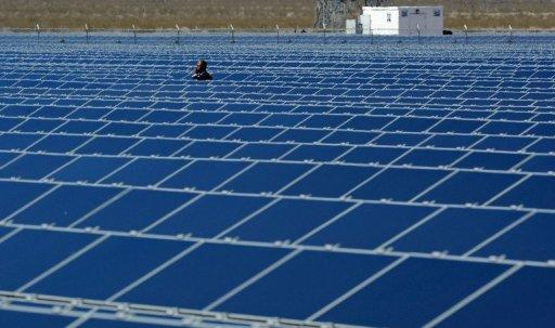 China is to probe alleged US dumping of solar products in the latest move in a trade row between the two countries