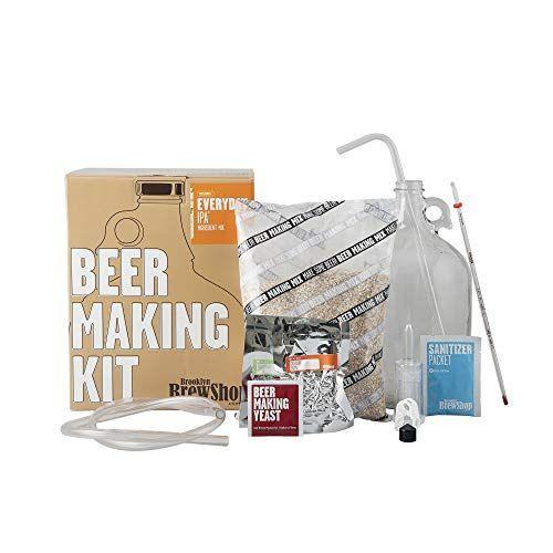 """<p><strong>Brooklyn Brew Shop</strong></p><p>amazon.com</p><p><a href=""""https://www.amazon.com/dp/B005G20IIG?tag=syn-yahoo-20&ascsubtag=%5Bartid%7C10050.g.4357%5Bsrc%7Cyahoo-us"""" rel=""""nofollow noopener"""" target=""""_blank"""" data-ylk=""""slk:Shop Now"""" class=""""link rapid-noclick-resp"""">Shop Now</a></p><p>If your pop is ready for a new hobby, encourage him to try beer brewing with this easy-to-follow kit. </p>"""