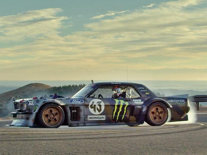 Ken Block Hoonicorn 2