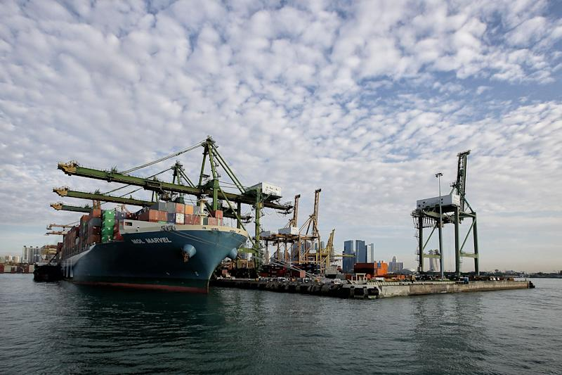 Singapore exports down 1.2% in May, second straight month of decline